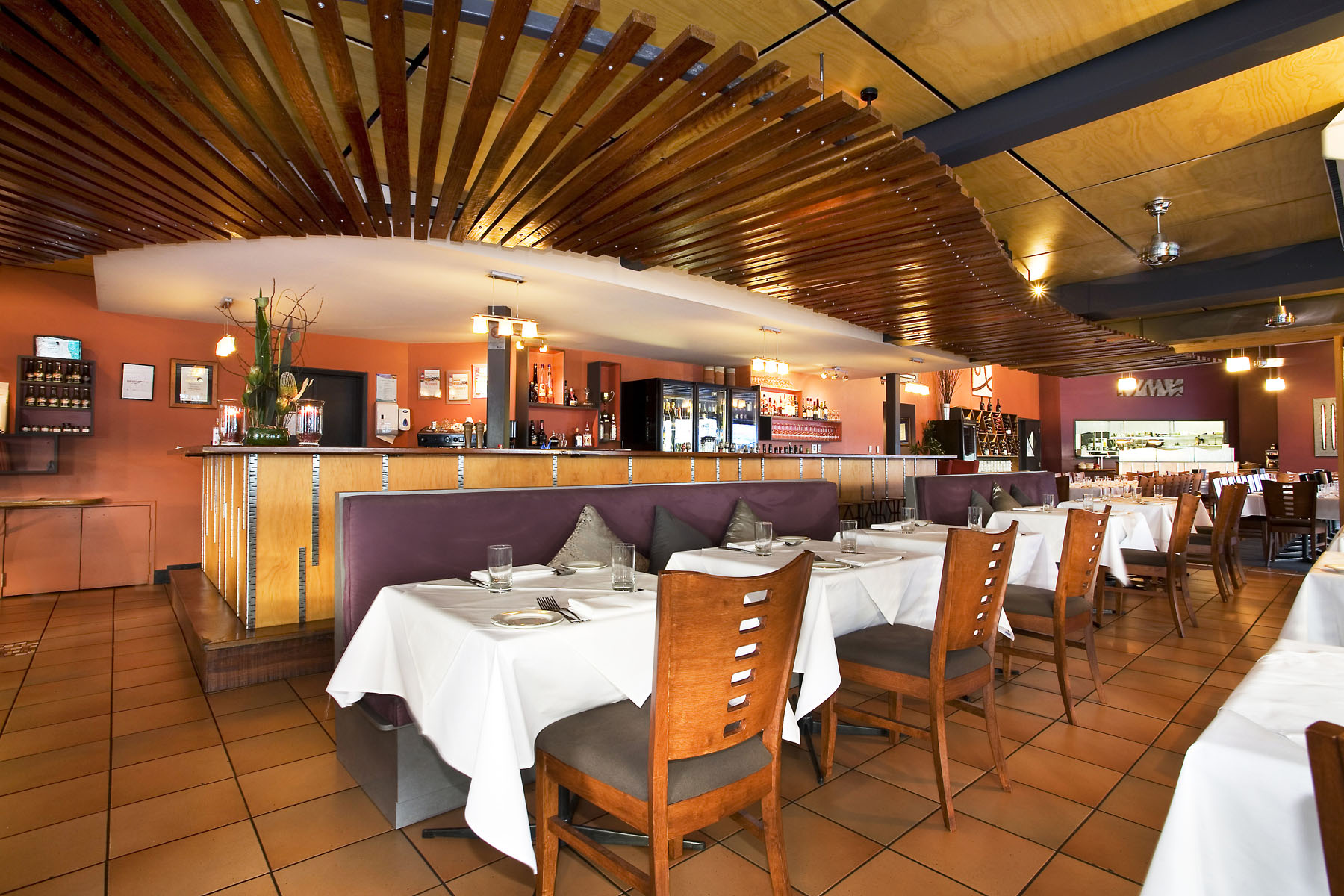 Good restaurants for dates in Australia