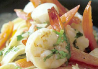 cairns restaurants prawn recipes endeavour prawns australia