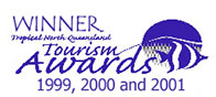 Winner Tourism Awards